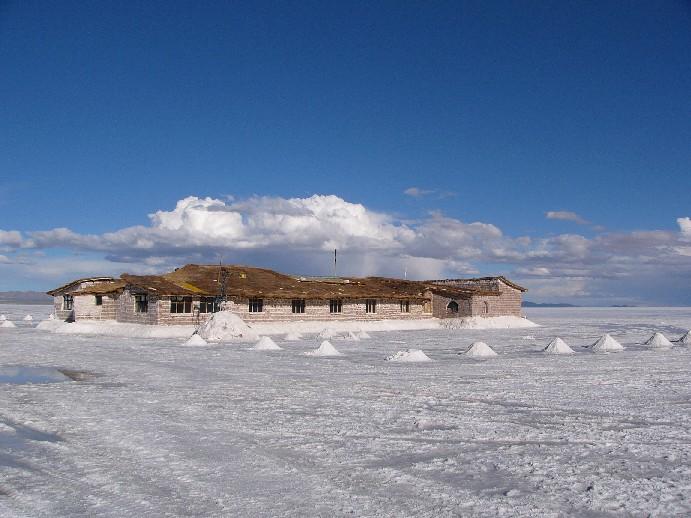 hotel de sel